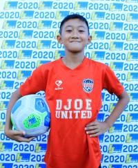 RADITYA GEMAL MAHENDRA | Indonesia Junior League