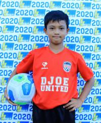 MUHAMMAD RAMA FAHMI FAUZI | Indonesia Junior League
