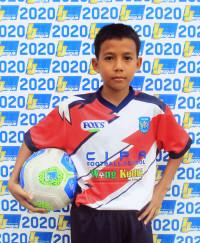 DIMAS ALVIANSYAH   Indonesia Junior League