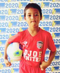 FEBRIAN JOVAS NARARYA | Indonesia Junior League
