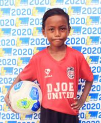 SATRIA SURYA PUTRA PURWANTO | Indonesia Junior League