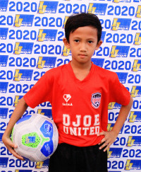 ANINDRA ALTHAF IHSAN   Indonesia Junior League
