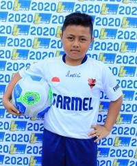 MUHAMMAD PANDU FIRZATULLAH | Indonesia Junior League