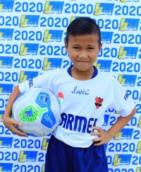 TB. GUNTUR ARYA NUGRAHA   Indonesia Junior League