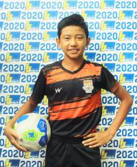 AURIL RIZAL RIFQI | Indonesia Junior League