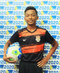 MUHAMMAD NAUFAL AFKAR | Indonesia Junior League