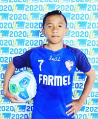 MUHAMMAD REZA HILMANSYAH | Indonesia Junior League