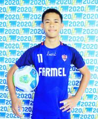 ANGGA SUWANDI | Indonesia Junior League