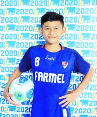 ABDUL MALIK RASYID | Indonesia Junior League