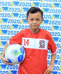 LUTHFI IQBAL MAULANA | Indonesia Junior League