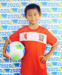 RIZKY MAULANA HAFIZ   Indonesia Junior League