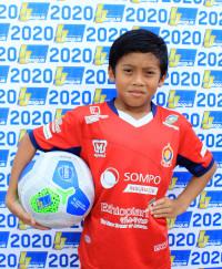 LEONARDO ROBINSON SAMOSIR | Indonesia Junior League
