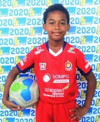 KENZO TUMA JOJO CAMERON | Indonesia Junior League