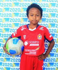 M. RIZQI NUR FITRULLAH | Indonesia Junior League