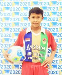 TIANDRA PASCAL ASH SHIDQI | Indonesia Junior League