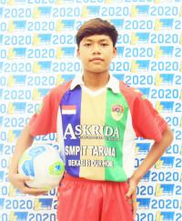 MUHAMMAD CIETO RAYHAN | Indonesia Junior League