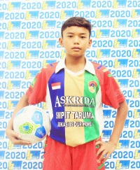 FITHRAN WIDHO WIDANDRA | Indonesia Junior League