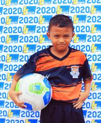 MUHAMMAD ALDIO CHEZA AL BUKHORI | Indonesia Junior League