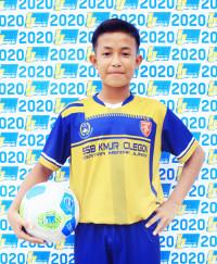 MUHAMMAD WILDAN MALIKI   Indonesia Junior League