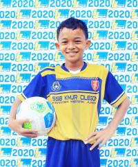 MUHAMMAD RAFA TRISTAN MEIRA   Indonesia Junior League
