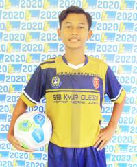RIVALDI SETIAWAN | Indonesia Junior League