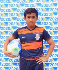 HOTNER MOSES DINATA | Indonesia Junior League
