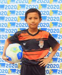 MUHAMMAD FAUZAN AKBAR SETIAWAN | Indonesia Junior League