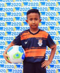 MUHAMMAD AL APSI | Indonesia Junior League