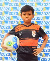 MUHAMMAD RAFLY KHAIRY | Indonesia Junior League