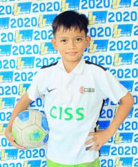 MUHAMMAD FASYA FARIZQI | Indonesia Junior League