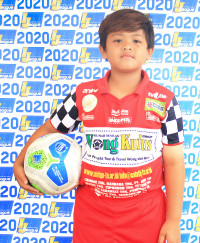 IBRAHIMOVIC GUSTIAWAN | Indonesia Junior League