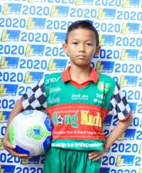 MUHAMMAD HAFIZH ARRAFI | Indonesia Junior League