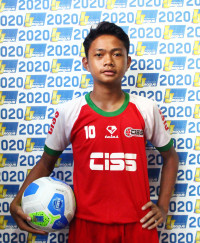 MUHAMMAD ARIEF FIRMANSYAH | Indonesia Junior League