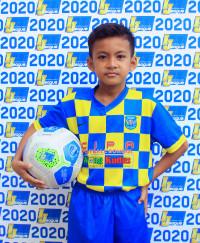 MUHAMMAD FAYYADH SYUKUR | Indonesia Junior League