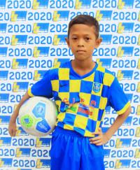 SYAHDAN FAIZ CENDIKIA   Indonesia Junior League
