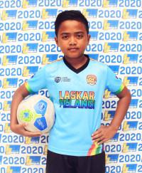 KINZA JIBRAN | Indonesia Junior League