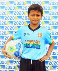 MUHAMMAD ISMAIL HANIEA | Indonesia Junior League