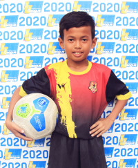 RAFKA APRIANSYAH | Indonesia Junior League