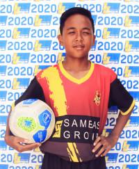 ABI FAJAR SAPUTRA | Indonesia Junior League