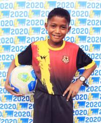 VINO MARTAVIA HARIS | Indonesia Junior League