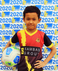 REVAN ALEANSYAH SOFYAN | Indonesia Junior League