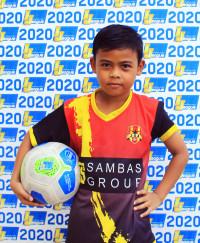 KHADAFI APRIAN | Indonesia Junior League