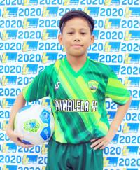 MUHAMMAD FAREL | Indonesia Junior League
