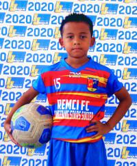 MUHAMMAD FATHAN ARDAFFA | Indonesia Junior League
