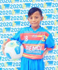 MUHAMMAD RIZKY | Indonesia Junior League