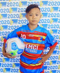 ZIDANE ALVARO RAMADHAN   Indonesia Junior League