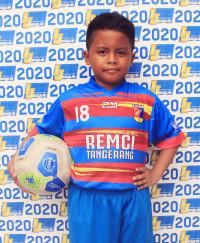 MUHAMMAD ALKHWARIZMI   Indonesia Junior League