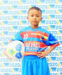 RAYHAN DWI ADITYA   Indonesia Junior League