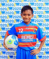 PATO ZICKRULLAH | Indonesia Junior League