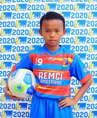 MUHAMMAD HISSAM AMUNTAZIER | Indonesia Junior League